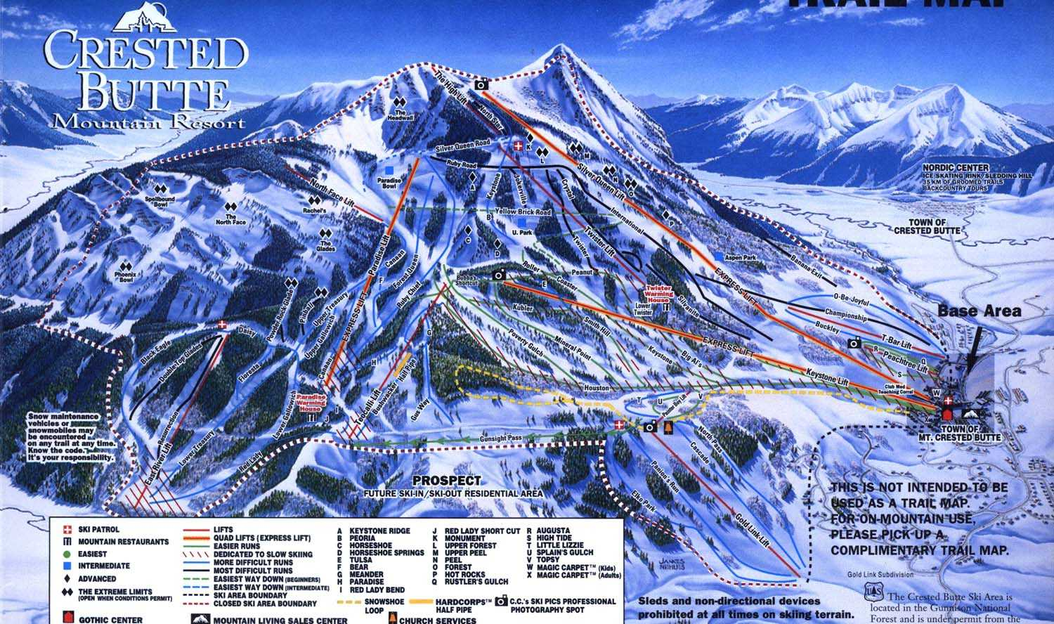 crested butte the anti colorado resort first tracks online ski