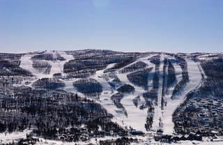 Norway's Geilo ski resort offers runs for all abilities. (photo: Marius Rua)