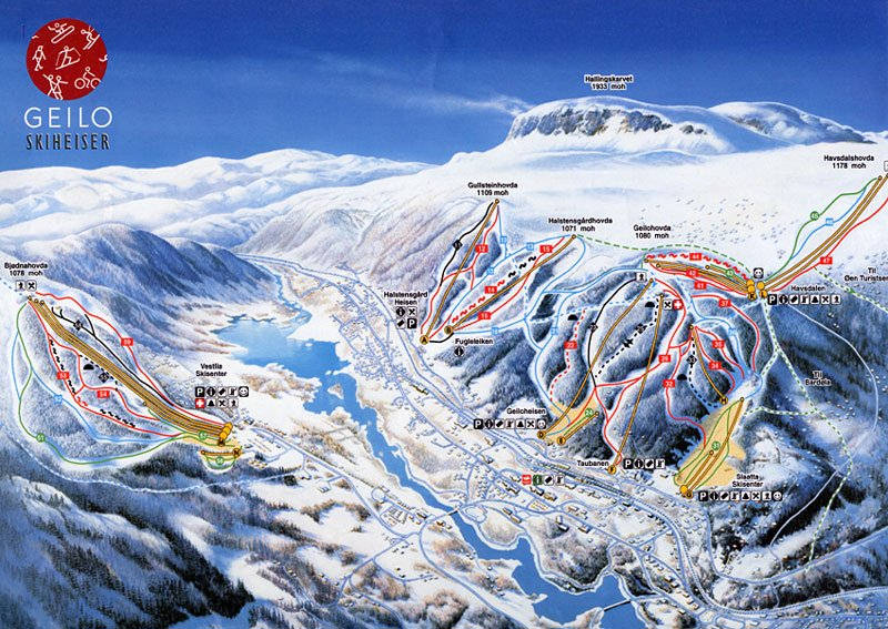 Geilo, Norway: Magic Sofas and Elk Steaks | First Tracks ...