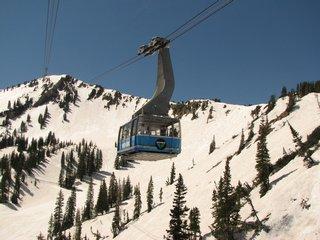 The Utah ski and snowboard season was still going strong this past weekend at Snowbird Ski & Summer Resort. (photo: FTO/Marc Guido)