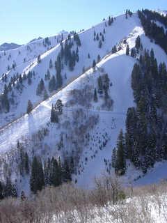 Sundance Resort Peaceful Tranquility First Tracks