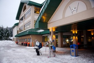 Windham Mountain Base Lodge Photo