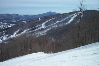 East Peak (photo: FTO/James Michaud)