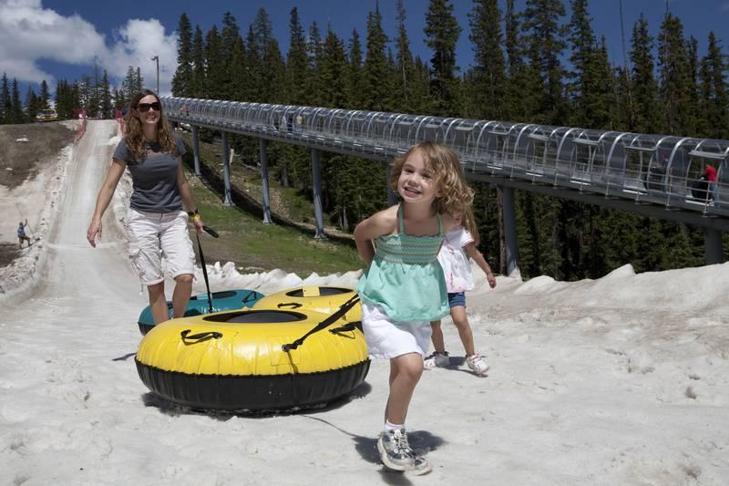 Keystone Ski Season at Colorado's Keystone Ski