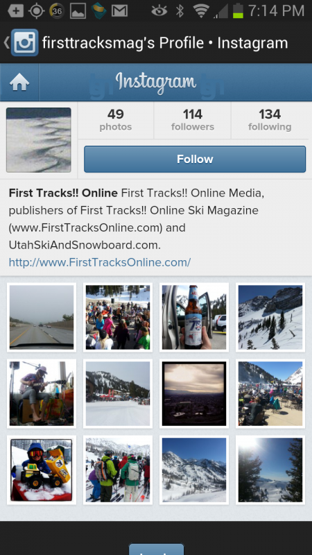 See our photos on Instagram