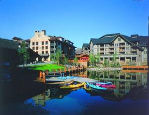 West Lake in summer. (photo: Copper Mountain)