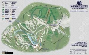 Monarch's draft Master Development Plan