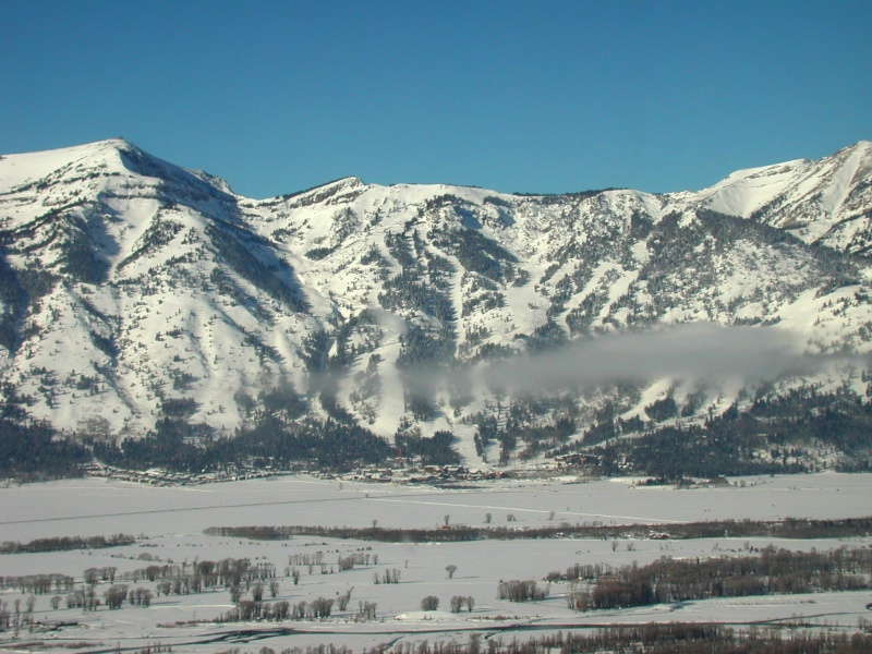UPDATED: Snowboarder Dies at Jackson Hole