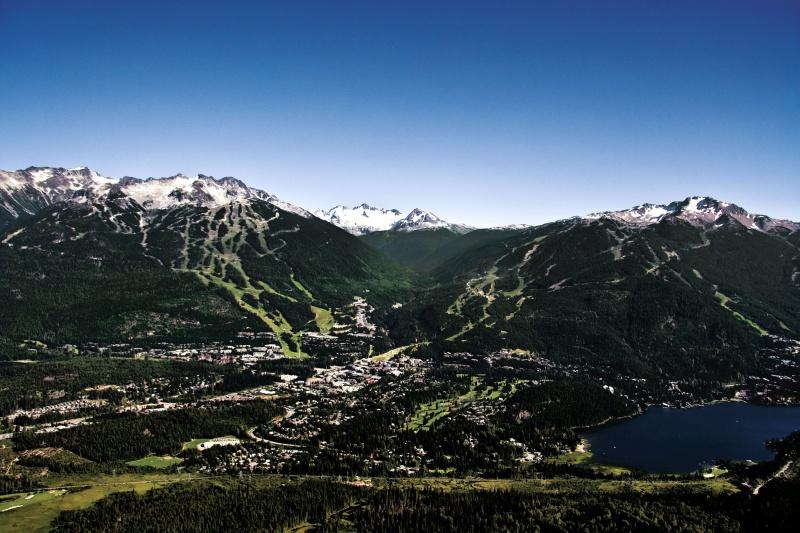 Whistler Financials Set Record Despite Drop in Skier Visits