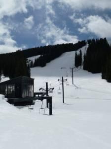 Antelope Butte ski area in Wyoming. (photo: ABF)