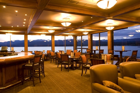 The Lounge At Narrows S Lodge In Mccall Idaho Photo