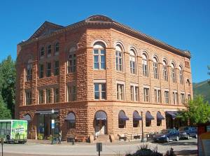 The historic Wheeler Opera House will once again host ski movie screenings for The Meeting, scheduled for Sept. 29-Oct. 1 in in Aspen, Colo. (photo: Daniel Case)