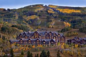The Ritz-Carlton Bachelor Gulch at Beaver Creek ski resort in Colorado. (file photo)