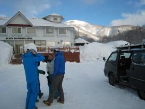 Black Diamond Lodge in Niseko Village (photo: FTO/Tony Crocker)