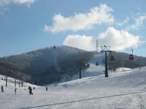 Rusutsu's East Mountain (photo: FTO/Tony Crocker)