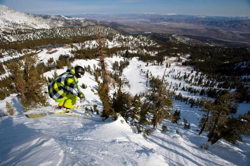 Mt. Rose Ski Tahoe Bets $1.2 Million on Earlier Openings