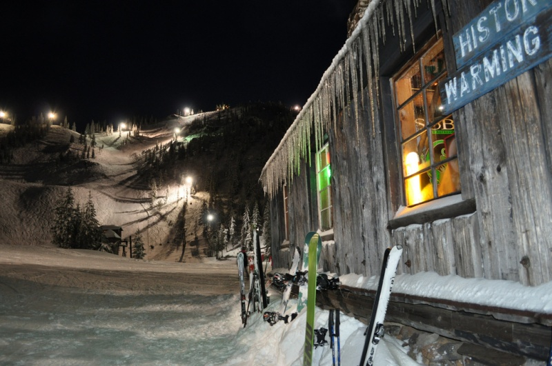 Skier Dies on Mt. Hood