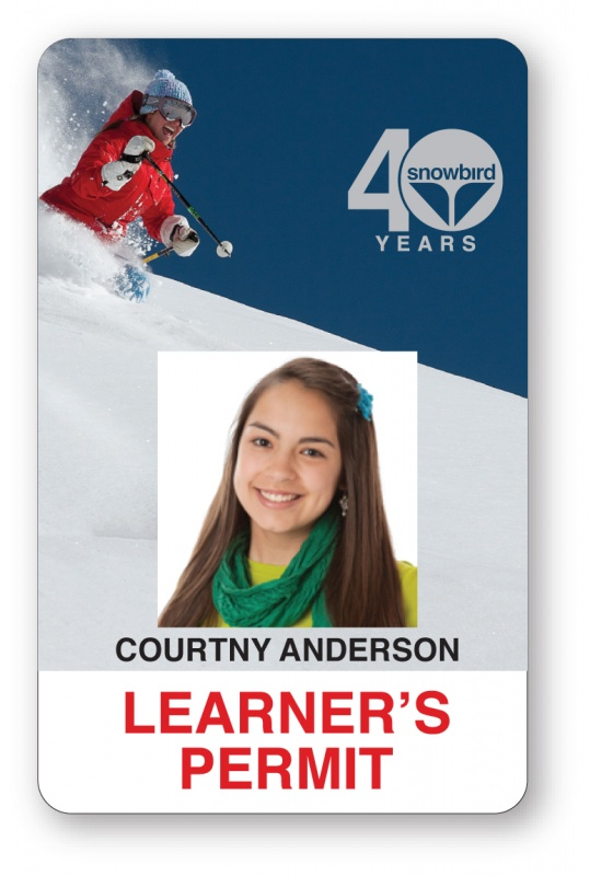 Florida Learners Permit >> Snowbird Offers New Learner's Permit | First Tracks ...