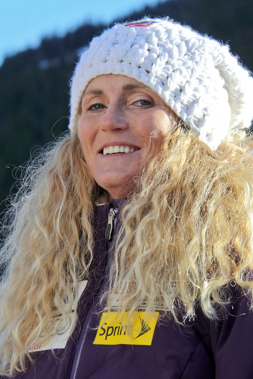 Sarah Schleper (photo: Eric Schramm)