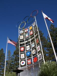 The Olympic Winter Games could possibly return to Squaw Valley and the Lake Tahoe region in 2022. (photo: Vards Uzvards)