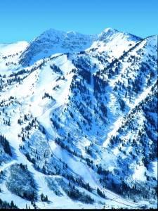 Powder Alliance resort Snowbasin in Utah. (file photo: Snowbasin Resort)