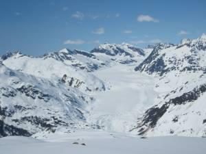 Cordova Glacier (photo: FTO/Tony Crocker)