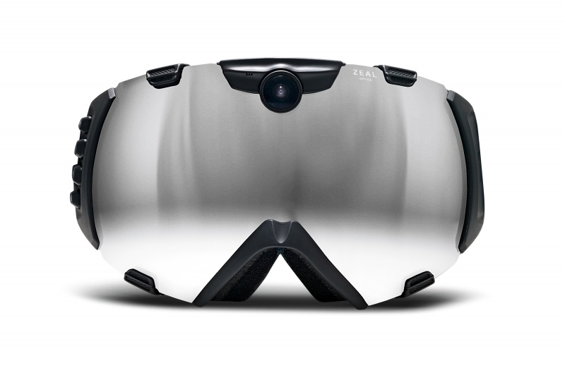 Zeal Unleashes Ski Goggle with Integrated HD Camera