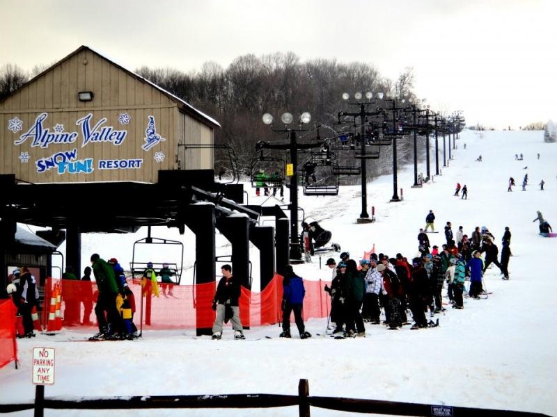 Peak Resorts Adds Ohio Ski Area to Portfolio | First ...