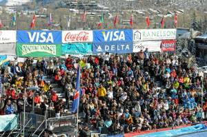 The Nature Valley Aspen Winternational takes over Aspen, Colo. this weekend with a pair of World Cup ski races. (photo: USST/Tom Kelly)