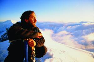 Erik Weihenmayer (photo courtesy: Snowbird Ski and Summer Resort)