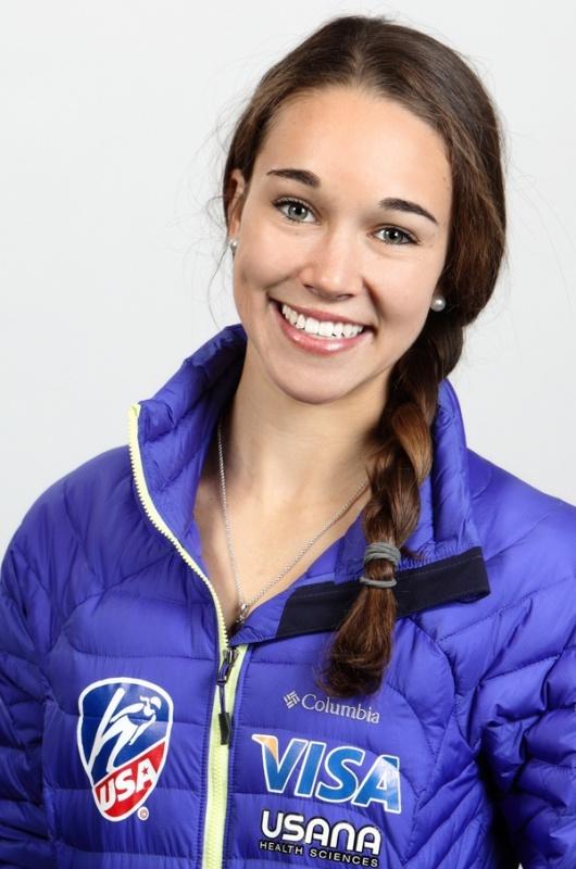 Sarah Hendrickson (photo: WSJ-USA)