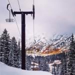Alta Ski Area, Utah (photo: Caroline Gleich/Instagram)