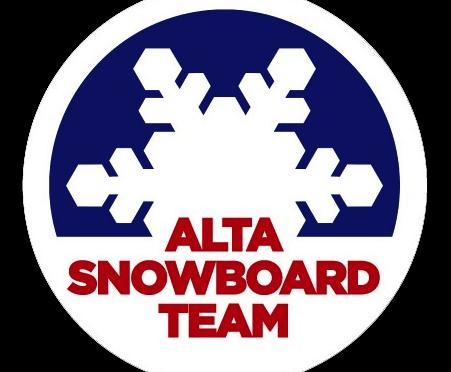 Alta Snowboard Team logo