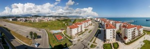 The Imeretinskiy Resort & Apartment complex in Sochi, Russia (photo: Basic Element)