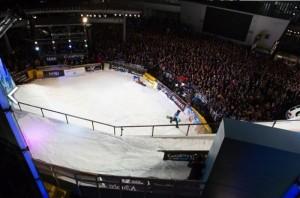 Burton Rail Days goes off this Saturday at Roppongi Hills Arena in Tokyo, Japan. (file photo: Burton)