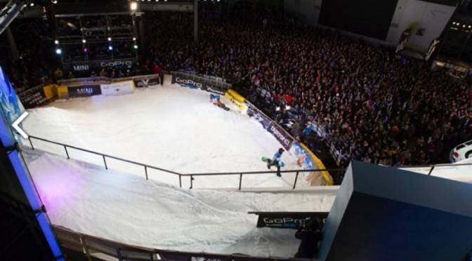 Burton Hosts World's Largest Street Snowboarding Contest in Tokyo This Week