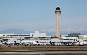 (photo: Denver International Airport)