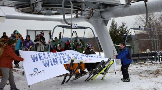 Okemo opened for the season on Nov. 15. (photo: Okemo Mountain Resort)
