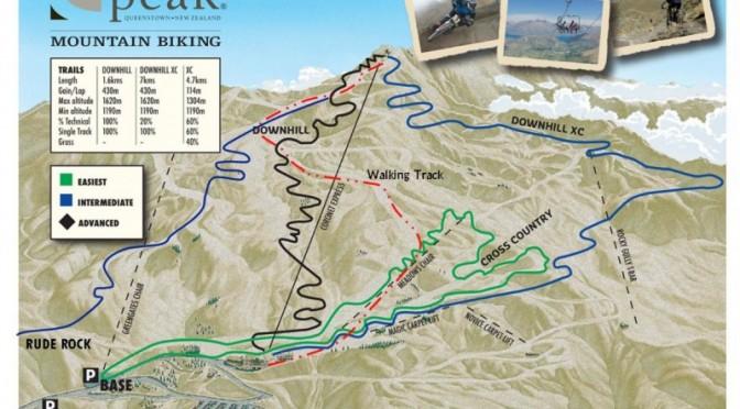 Mountain Biking is On a Roll at New Zealand Ski Resort