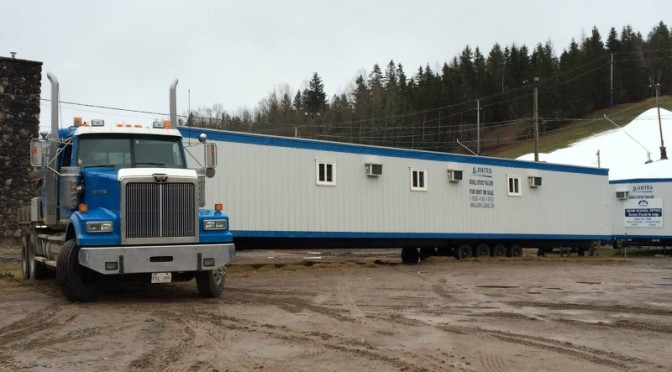 Poley Mountain Officials Refuse to Be Deterred by Base Lodge Fire