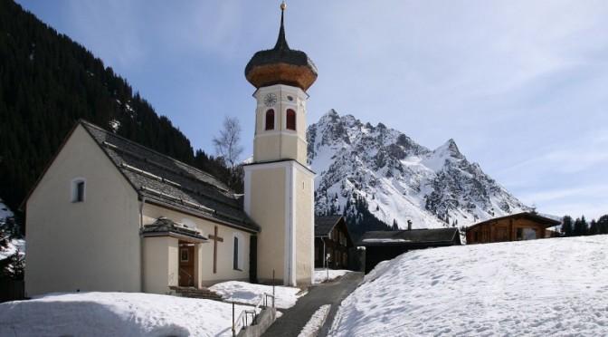 Gargellen, Austria (file photo: Friedrich Böhringer)