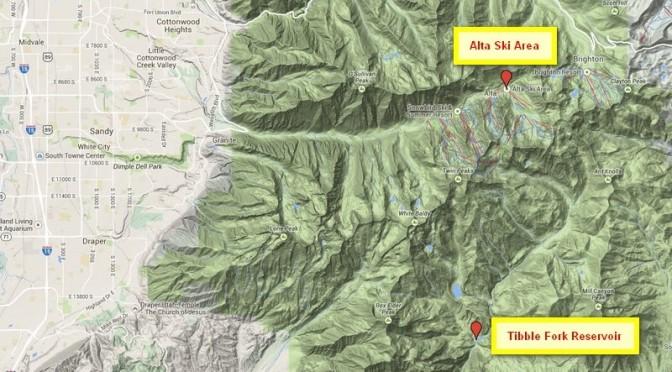 Missing Alta Skier Found