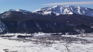 The town of Crested Butte (photo: FTO/Marc Guido)