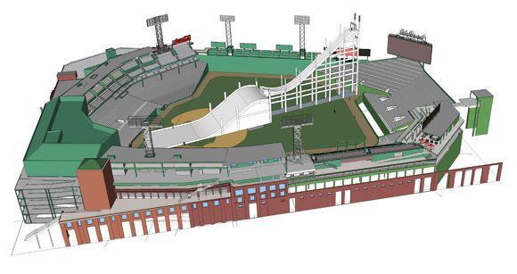 Ski and Snowboard Big Air Coming to Fenway