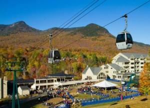 The White Mountain Oktoberfest returns to New Hampshire's Loon Mountain ski resort Oct. 10-11. (file photo: Loon Mountain Resort)