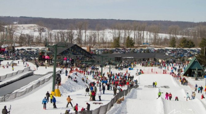 Cause of Ohio Ski Area Base Lodge Fire to Remain a Mystery
