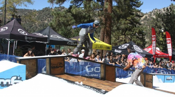 Mountain High to Host Annual Buck Off Rail Jam on Oct. 3