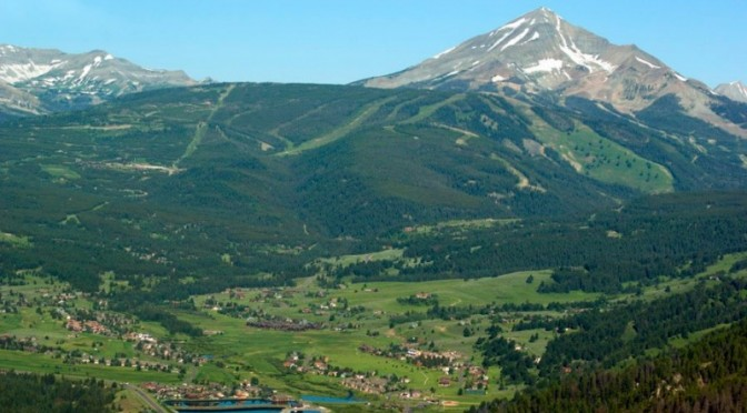 Summer Business in Big Sky Sets Record