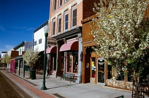 The quaint gateway town of Gunnison, Colo., is only a 30-minute drive from Crested Butte Mountain Resort. (file photo: Gunnison-Crested Butte Tourism Association)
