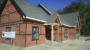 After 75 years, Abenaki Ski Area in Wolfeboro, N.H. is getting a new base lodge. (photo: Abenaki Ski Area)